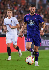 Valencia CF v RC Celta de Vigo - 26 Sep 2018