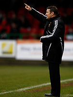 Photo: Richard Lane/Richard Lane Photography. Swindon Town v Norwich City. Coca-Cola Football League One. 20/03/2010. Swindon's manager, Danny Wilson.