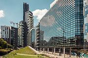 Milan, Italy, Porta Nuova