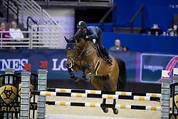 Van Der Vleuten Maikel, NED, VDL Groep Verdi<br /> Training session<br /> Longines FEI World Cup Jumping Final, Omaha 2017 <br /> © Hippo Foto - Jon Stroud<br /> 29/03/2017