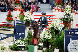 Bengtsson Rolf Goran, SWE, Casall Ask<br /> Gothenburg Horse Show FEI World Cups 2017<br /> © Hippo Foto - Stefan Lafrentz<br /> 26/02/17