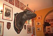 SPAIN, ANDALUSIA, SEVILLE Bodequita Porta Gayola, tapa bar