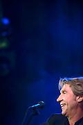 Nederland, Nijmegen, 19-7-2013Live optreden, concert van Frank Boeijen in de St Stevenskerk tijdens de Nijmeegse zomerfeesten, vierdaagsefeesten.Foto: Flip Franssen/Hollandse Hoogte