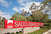 Saddleback Community College In Mission Viejo California