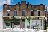Vintage drug store in the Catskills of New York
