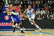 DESCRIZIONE : Campionato 2014/15 Dinamo Banco di Sardegna Sassari - Enel Brindisi<br /> GIOCATORE : Jerome Dyson<br /> CATEGORIA : Palleggio Contropiede Tecnica<br /> SQUADRA : Dinamo Banco di Sardegna Sassari<br /> EVENTO : LegaBasket Serie A Beko 2014/2015<br /> GARA : Dinamo Banco di Sardegna Sassari - Enel Brindisi<br /> DATA : 27/10/2014<br /> SPORT : Pallacanestro <br /> AUTORE : Agenzia Ciamillo-Castoria / M.Turrini<br /> Galleria : LegaBasket Serie A Beko 2014/2015<br /> Fotonotizia : Campionato 2014/15 Dinamo Banco di Sardegna Sassari - Enel Brindisi<br /> Predefinita :