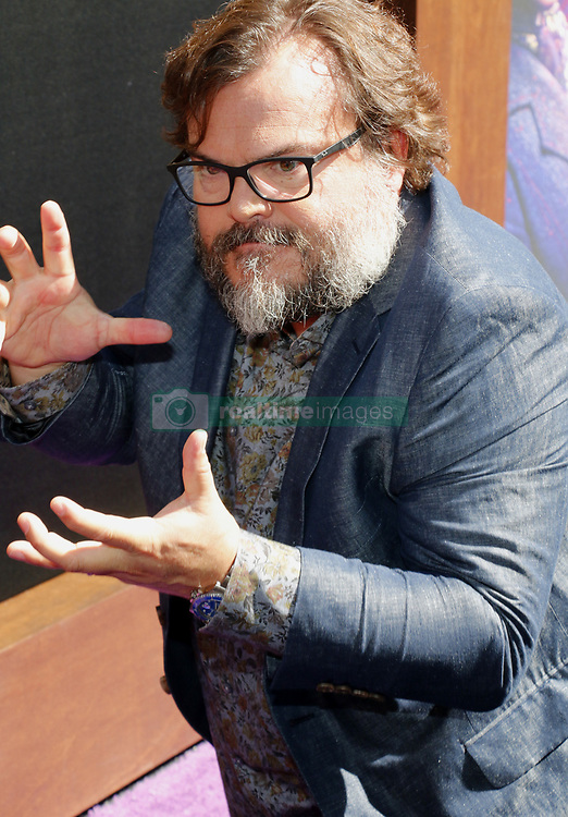 'The House With A Clock In Its Walls' Premiere. 16 Sep 2018 Pictured: Jack Black. Photo credit: Lumeimages / MEGA TheMegaAgency.com +1 888 505 6342
