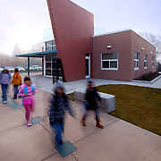 Education Infrastructure Architectural Example of Chip Allen Photography.