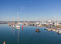 Blue Skies, Yarmouth, Isle of Wight
