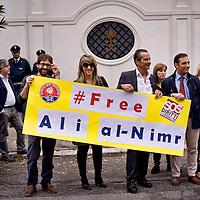 Socialisti Europei per la liberazione di Ali Al Nimr