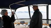 Sucia Island State Park, San Juan Islands, Puget Sound, Washington, State, USA,