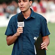 AFC Quick - FC Barcelona Amersfoort, presentator televisiekanaal canal Barca