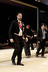 October 22, 2019, Tokyo, JAPAN: 22-10-2019 Gala Royals arrive at the Imperial Palace for the Court Banquets, the 'Kyoen-no-gi' banquet, after the ceremony of the enthronement of Emperor Naruhito in Tokyo, Japan Prince Haakon. (Credit Image: © face to face via ZUMA Press)