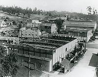 1924 Mack Sennett Studios in Edendale, CA