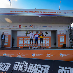 23-08-2020: Wielrennen: NK elite: Drijber