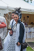 LADY NAOMI BURKE, The Cartier Style et Luxe during the Goodwood Festivlal of Speed. Goodwood House. 1 July 2012.