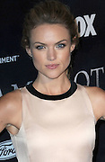 Sept. 15, 2014 - New York, NY, USA - <br /> <br /> Gotham Series Premiere<br /> <br /> Erin Richards attends the 'Gotham' Series Premiere at The New York Public Library on September 15, 2014 in New York City  <br /> ©Exclusivepix