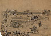 Review of the Army of the Potomac 1836.