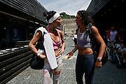Italy, Florence, Fortezza da Basso, Fitfestival.