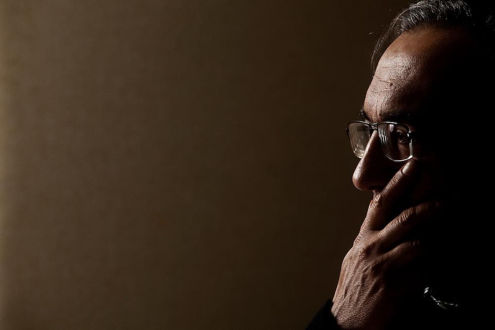 Belo Horizonte_MG, Brasil...Retrato de Sergio Marchionne, CEO mundial da FIAT...The Sergio Marchionne portrait, He is the CEO of FIAT...Foto: LEO DRUMOND / NITRO