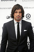 14 June 2010- Harlem, New York- Nacho Figueras at The Apollo Theater's 2010 Spring Benefit and Awards Ceremony hosted by Jamie Foxx inducting Aretha Frankilin and Michael Jackson, and honoring Jennifer Lopez and Marc Anthony co- sponsored by Moet et Chandon which was held at the Apollo Theater on June 14, 2010 in Harlem, NYC. Photo Credit: Terrence Jennngs/Sipa