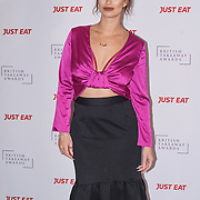 Ferne McCann attends The British Takeaway Awards 2016, Monday 5th December at The Savoy in London,,UK. Photo by See Li