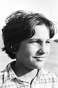 Ramona Stanica at the orphanage of Popricani when she was 12 in 1997