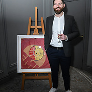 Billy Halliday is a sound engineer of Red record nominee of The Music Producers Guild Awards at Grosvenor House, Park Lane, on 27th February 2020, London, UK.