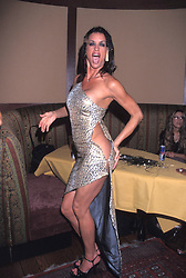 Jul 27, 2000 - Hollywood, California, USA - American supermodel, fashion photographer, actor, author and an agent JANICE DICKINSON (born February 15, 1955) at the Elisabetta Rogiani Celebrity Fashion Show held at Sunset Room. (Credit Image: © Kathy Hutchins/ZUMA Press)