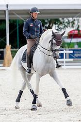 Pinto Carlos, (POR), Soberano III<br /> Alltech FEI World Equestrian Games™ 2014 - Normandy, France.<br /> © Hippo Foto Team - Leanjo de Koster<br /> 25/06/14