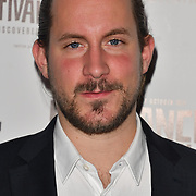 Marc Zammit is an actor attend Blackbird - World Premiere with Michael Flatley at May Fair Hotel, London, UK. 28th September 2018.