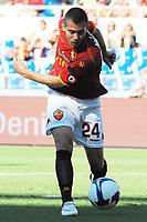 """Jeremy Menez (Roma)<br /> Roma 31/08/2008 Stadio """"Olimpico"""" <br /> Campionato Italiano Serie A 2008/2009<br /> Roma Napoli (1-1)<br /> Foto Andrea Staccioli Insidefoto"""