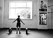 """Pictures taken at the North Sydney PCYC of Power lifter  Dominic Cadden.<br /> For Mens Health magazine.<br /> From:  """"David Ashford"""" David.Ashford@pacificmags.com.au<br /> David Ashford<br /> Creative Director<br />  <br /> Media City 8 Central Avenue Eveleigh NSW 2015<br /> T +61 2 9394 2332 F +61 2 9394 2319<br /> pacificmagazines.com.au"""