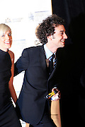 Albert Hammond Jr. and Agyness Deyn at The 2008 Songwriters Hall of Fame Awards Induction Ceremony held at The Marriott Marquis Hotel on June 19, 2008 ..The Songwriters Hall of Fame celebrates songwriters, educates the public with regard to their achievements, and produces a spectrum of professional programs devoted to the development of new songwriting talent through workshops, showcases and scholarships. The sonwriters Hall of Fame was founded in 1969 by songwriter Johnny Mercer and publishers Abe Olman and Howie Richardson
