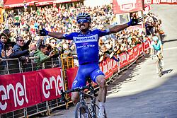 March 9, 2019 - Siena, Italy - France's Julian ALAPHLIPPPE wins mens Cycling Strade Bianche 2019. (Credit Image: © Gian Mattia D'Alberto/Lapresse via ZUMA Press)