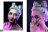 Model, hair & make up ~ Bryony Kirkham<br /> Photography - Steve Parmley