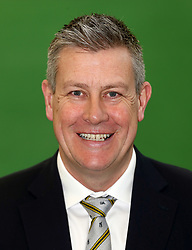 Sporting Director Ashley Giles during the media day at Edgbaston, Birmingham