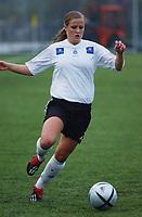 Lindy Melissa Wiik, Asker. Toppserien 2004: Asker - Medkila 5-0. 27. april 2004. (Foto: Peter Tubaas/Digitalsport)