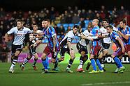 Scunthorpe United v Rochdale 281215