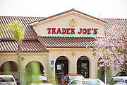 Trader Joe's Market at Old School House Shopping Center in Claremont California