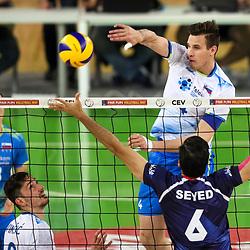 20170515: SLO, Volleyball - Exhibition game: Slovenia vs Iran