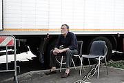 Gino Strada fondatore Emergency<br /> Roma, 18 maggio  2013. Daniele Stefanini /  Oneshot