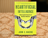 Heartifical Intelligence: Embracing Our Humanity to Maximize Machines