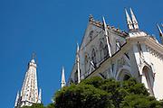 Vitoria_ES, Brasil...Catedral Metropolitana de Vitoria localizada na regiao da Cidade Alta...Catedral Metropolitana de Vitoria located in the Cidade Alta region...Foto: LEO DRUMOND / NITRO