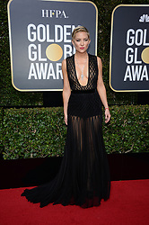 Kate Hudson attending the 75th Annual Golden Globes Awards held at the Beverly Hilton in Beverly Hills, in Los Angeles, CA, USA on January 7, 2018. Photo by Lionel Hahn/ABACAPRESS.COM