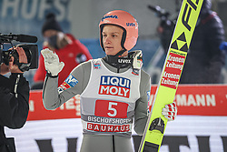 06.01.2021, Paul Außerleitner Schanze, Bischofshofen, AUT, FIS Weltcup Skisprung, Vierschanzentournee, Bischofshofen, Finale, im Bild Daniel Huber (AUT) // Daniel Huber (AUT) during the final of the Four Hills Tournament of FIS Ski Jumping World Cup at the Paul Außerleitner Schanze in Bischofshofen, Austria on 2021/01/06. EXPA Pictures © 2020, PhotoCredit: EXPA/ Tadeusz Mieczynski