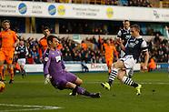 Millwall v Colchester United 211115