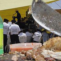 Jiquipilco, Méx.-Durante la toma de protesta de la nueva mesa directiva de la Asociacion de Ganaderos de Jiquipilco. Agencia MVT / HERNAN VAZQUEZ E. (DIGITAL).<br /> <br /> NO ARCHIVAR - NO ARCHIVE