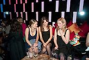 The Tatler Little Black Book party. Chinawhite club. London. 21 November 2009
