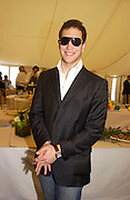 Lord Freddie Windsor, Cartier Style Et Luxe, Goodwood, 27 June 2004. SUPPLIED FOR ONE-TIME USE ONLY-DO NOT ARCHIVE. © Copyright Photograph by Dafydd Jones 66 Stockwell Park Rd. London SW9 0DA Tel 020 7733 0108 www.dafjones.com